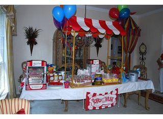 Everyday Celebrating Everyday Events Carnival Birthday