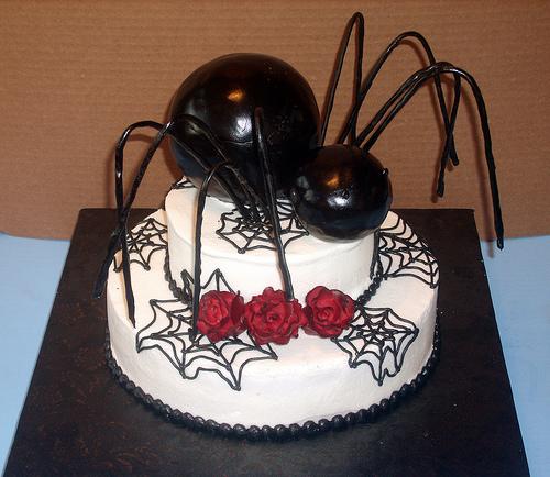 Spider_cake