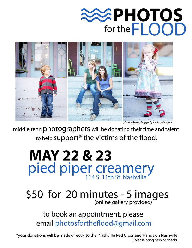 Photos for the flood