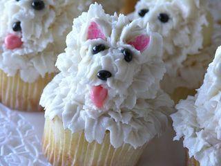 Everyday Celebrating Puppy Cupcakes